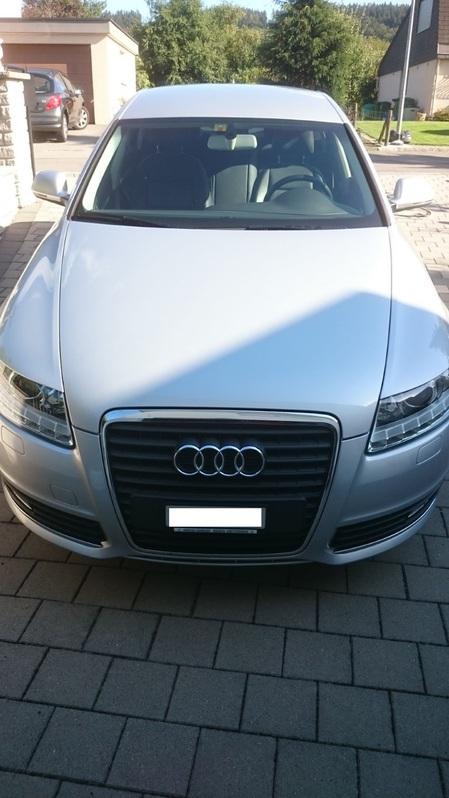 Audi A6 2.0 TFSI Audi 2