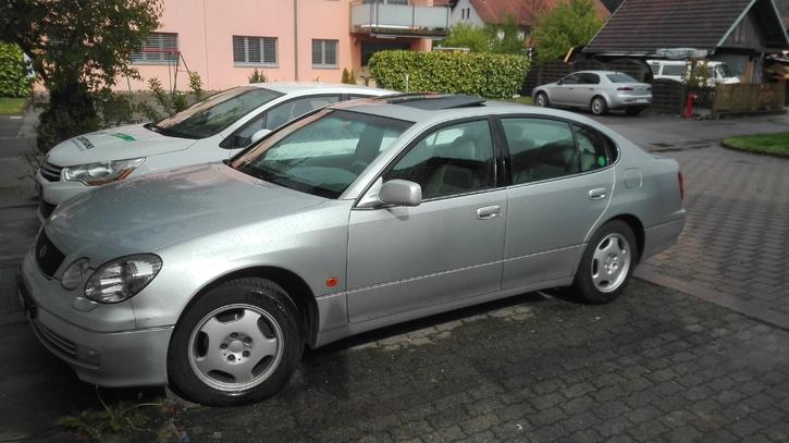 LEXUS GS 300 Lexus 1
