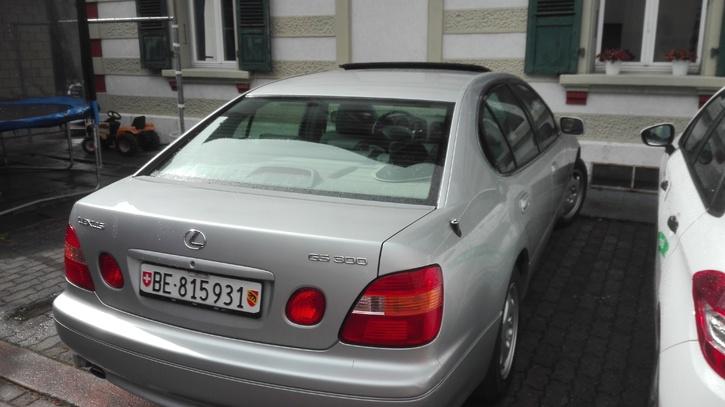 LEXUS GS 300 Lexus 2