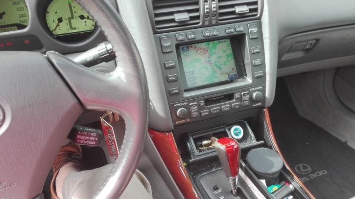 LEXUS GS 300 Lexus 4