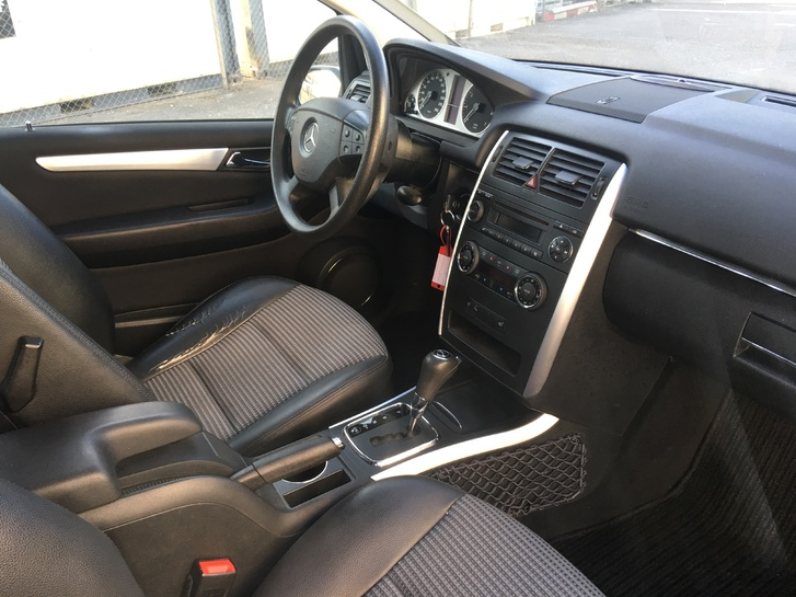 Mercedes B 200  Automat mit Frisch MFK Mercedes 3