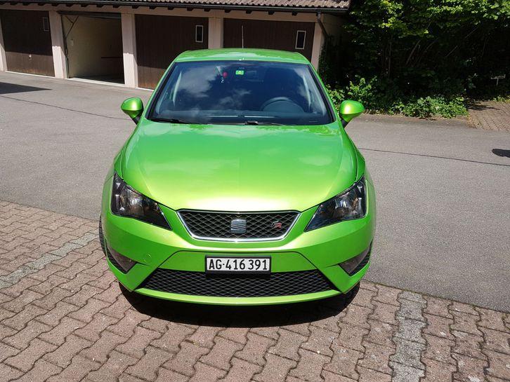 Seat Ibiza 1,2 TSI Seat 1