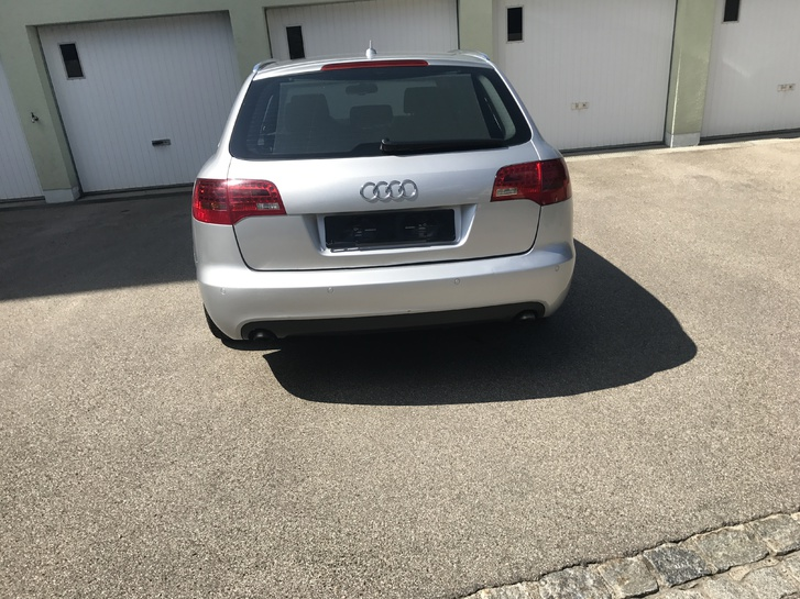 VW Audi 3.0 TDI---Ab MFK--Top Austattung--Sevicegepflegt Audi 1