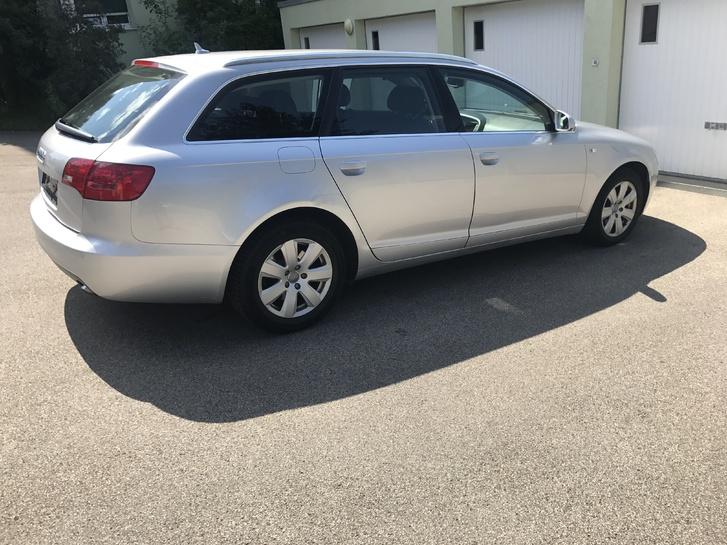 VW Audi 3.0 TDI---Ab MFK--Top Austattung--Sevicegepflegt Audi 2