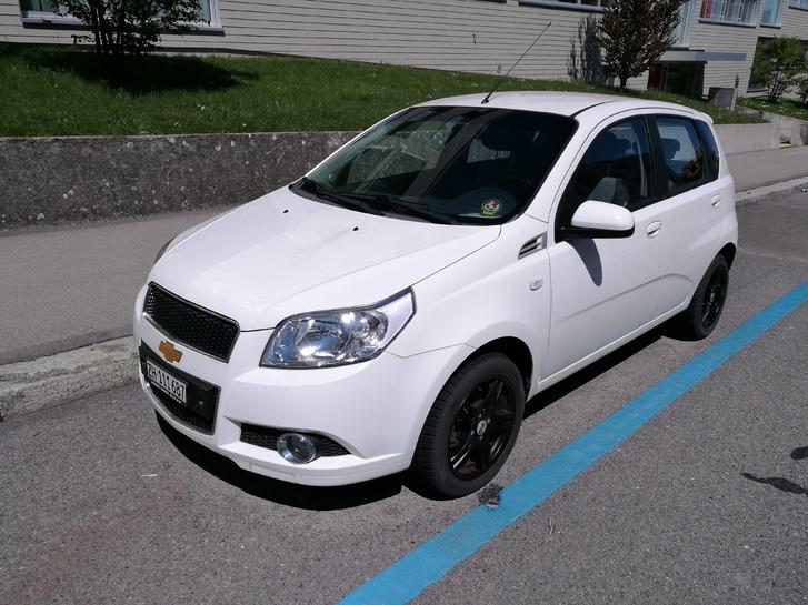 Chevrolet Aveo 1.4 LT Chevrolet 1