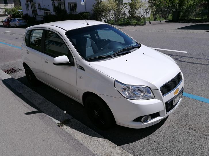 Chevrolet Aveo 1.4 LT Chevrolet 2