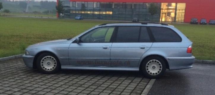 BMW520i **** Zulassung B04 BMW 1
