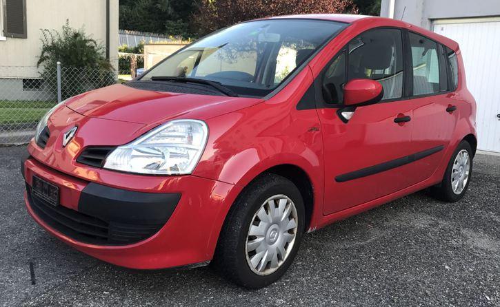 Renault Modus 1.2 16V, ab MFK 12.2015, Klima, jg 2008 Renault 1