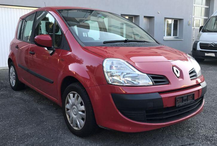 Renault Modus 1.2 16V, ab MFK 12.2015, Klima, jg 2008 Renault 2