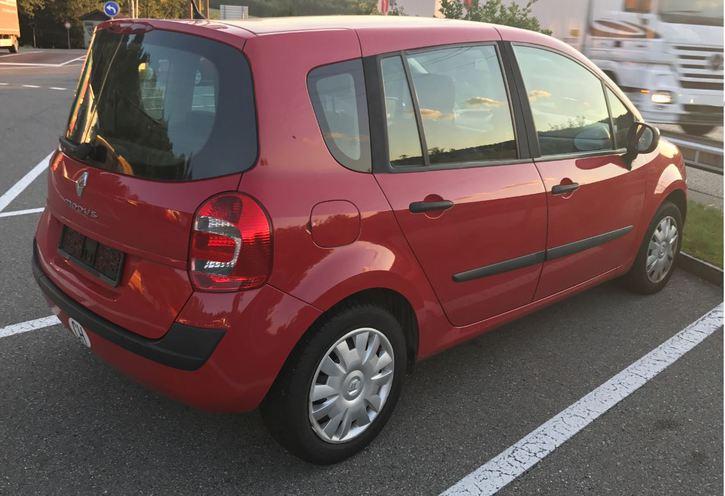 Renault Modus 1.2 16V, ab MFK 12.2015, Klima, jg 2008 Renault 3