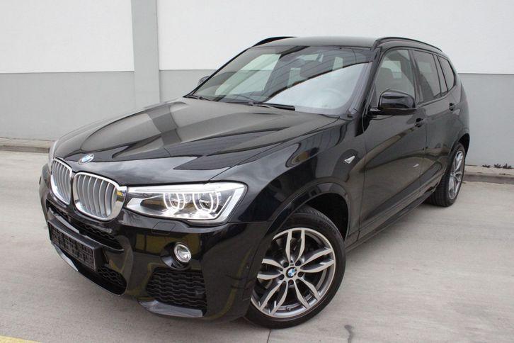 BMW X3 35d SportAut.M-Sportpak BMW 1