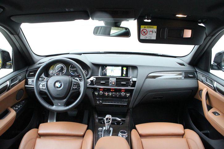 BMW X3 35d SportAut.M-Sportpak BMW 3