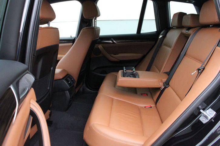 BMW X3 35d SportAut.M-Sportpak BMW 4