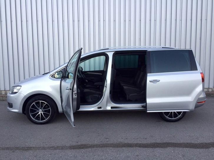 VW Sharan 2.0TDI BMT Comfort (Kompaktvan  Minivan) VW 1