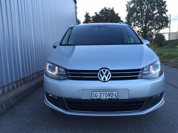 VW Sharan 2.0TDI BMT Comfort (Kompaktvan  Minivan) VW 2