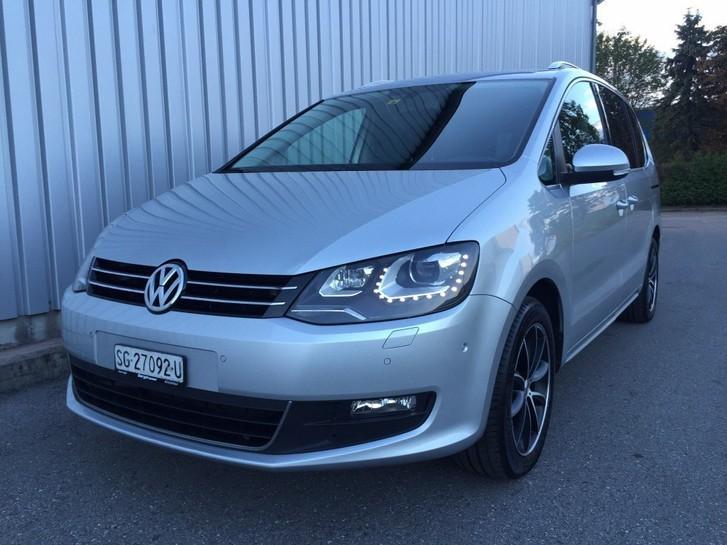 VW Sharan 2.0TDI BMT Comfort (Kompaktvan  Minivan) VW 3
