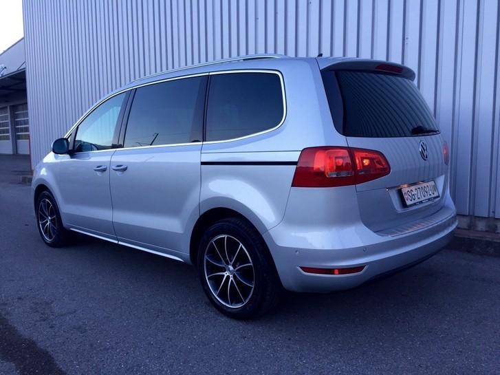 VW Sharan 2.0TDI BMT Comfort (Kompaktvan  Minivan) VW 4