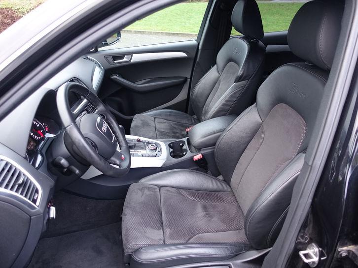 Audi Q5 3.0 TDI quattro S-Line Audi 2