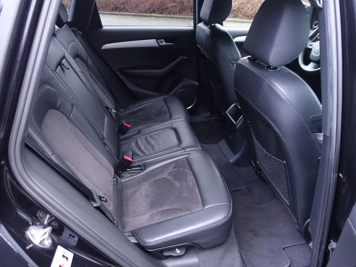 Audi Q5 3.0 TDI quattro S-Line Audi 4