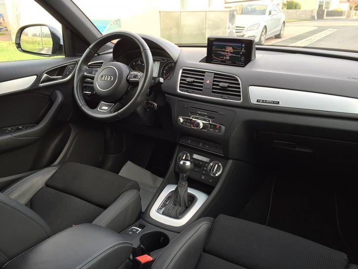 Audi Q3 2.0 TDI quattro S LINEXENONNAVI Audi 3