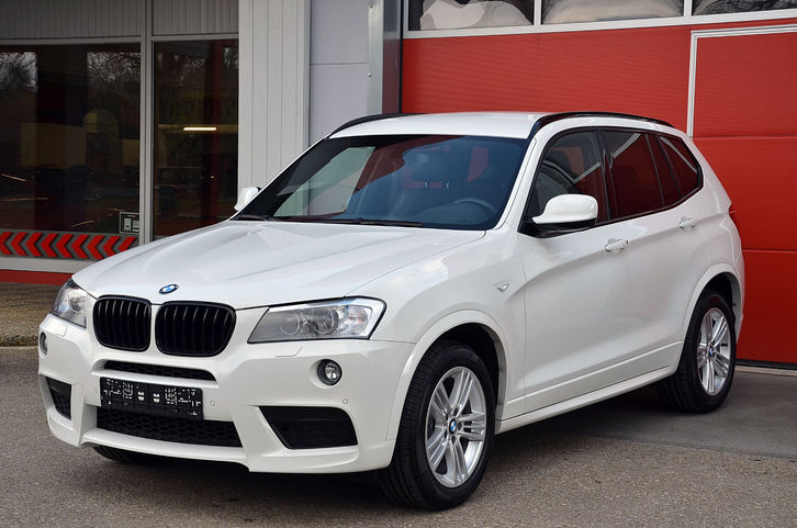 BMW X3 xDrive20dAut.M Sportpaket BMW 1