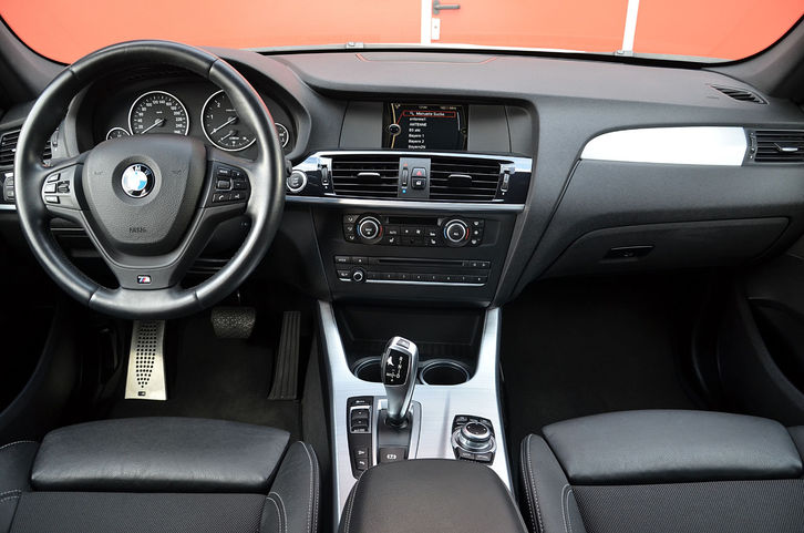 BMW X3 xDrive20dAut.M Sportpaket BMW 3
