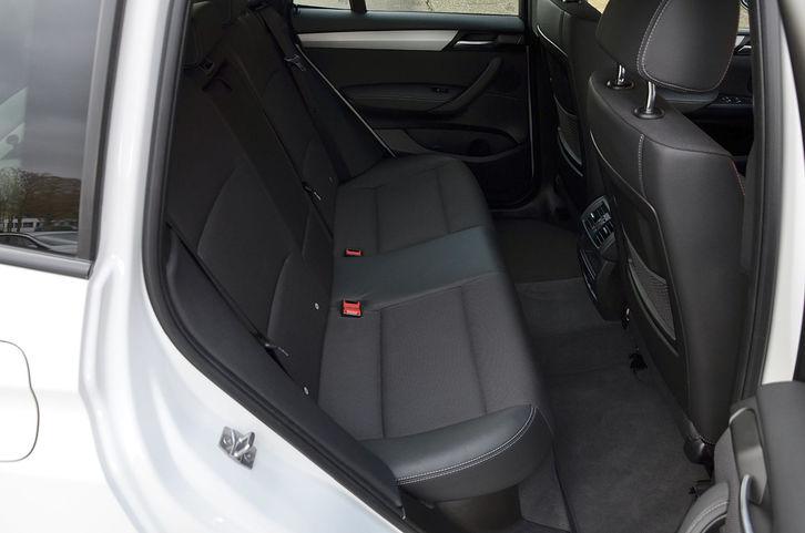BMW X3 xDrive20dAut.M Sportpaket BMW 4