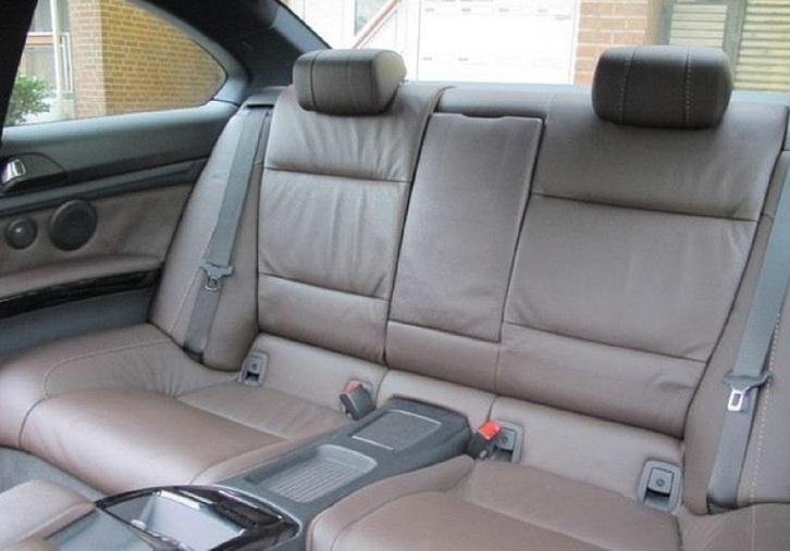 BMW 320d Aut. 4-türig  BMW 4