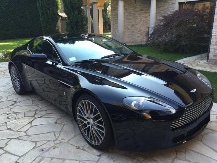 Aston Martin V8 Vantage S Sportshift Aston Martin 4