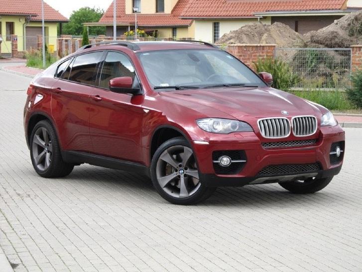 BMW X6 M BMW 1