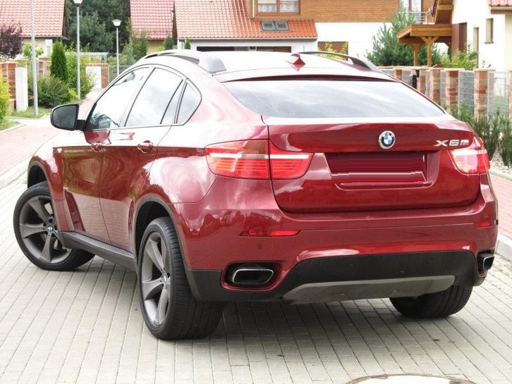 BMW X6 M BMW 2
