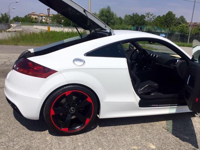 Audi TT RS Coupé quattro S tronic Audi 1