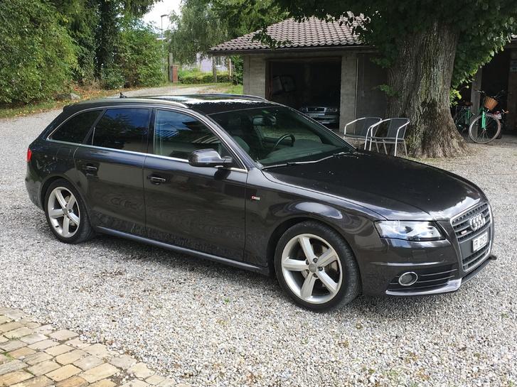Aufi A4 Avant Style Audi 1