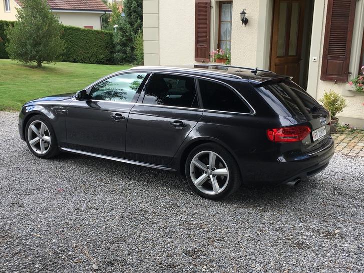Aufi A4 Avant Style Audi 2