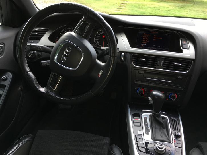 Aufi A4 Avant Style Audi 3