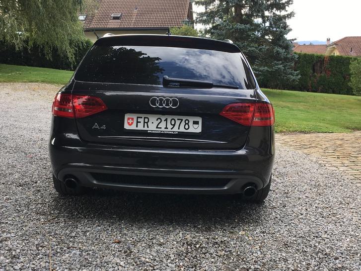 Aufi A4 Avant Style Audi 4