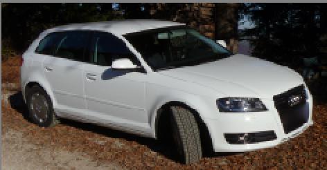 AUDI A3 Sportback 2.0 TDI Ambiente Audi 1