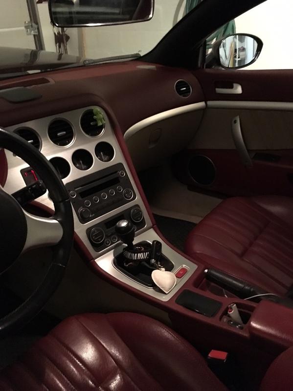 Alfa RomeoSpyder 2.0 Alfa Romeo 3