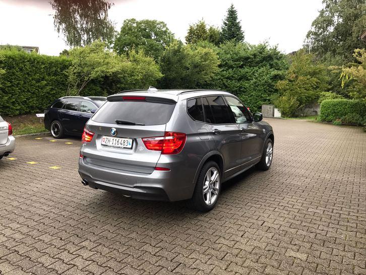 BMW X3 xDrive 20d Steptronic - Aus Erster Hand BMW 1