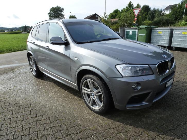 BMW X3 xDrive 20d Steptronic - Aus Erster Hand BMW 2