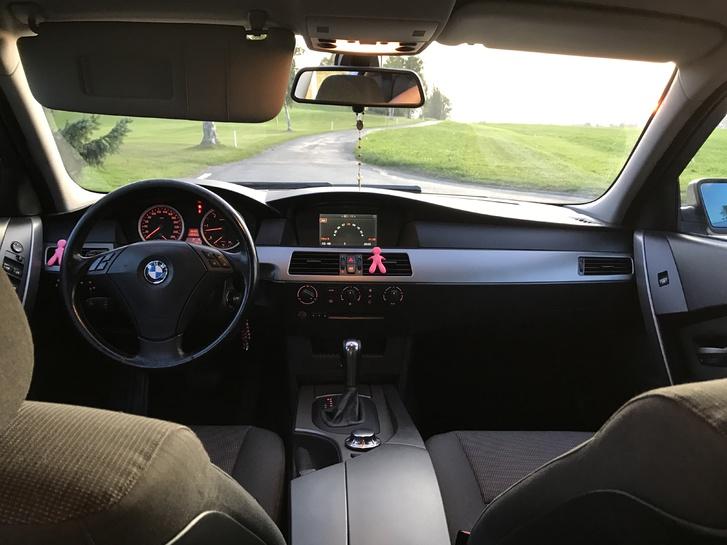 Bmw 530d  BMW 3