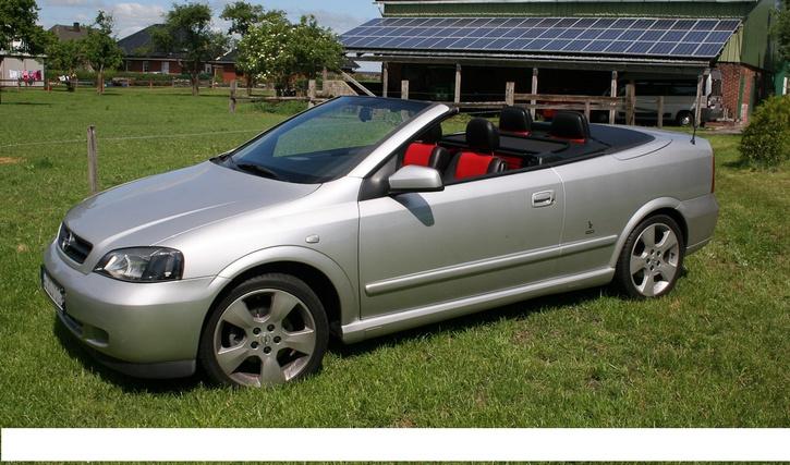 OPEL ASTRA G22 - CABRIO Opel 1
