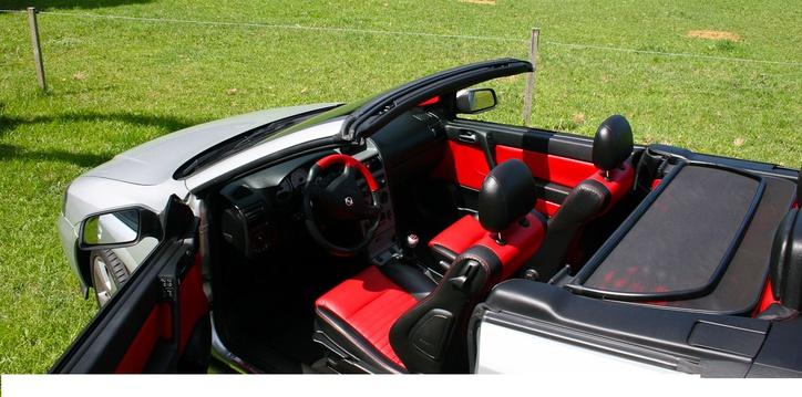 OPEL ASTRA G22 - CABRIO Opel 3
