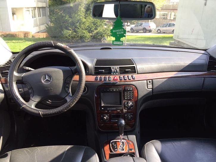 Mercedes-Benz S320 Mercedes 4