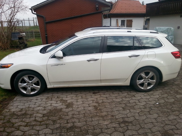 Honda Accord Tourer 2.2i  Honda 2