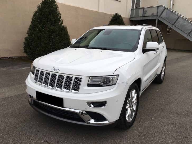 Jeep Grand Cherokee 3.0I Multijet Summit Jeep 1
