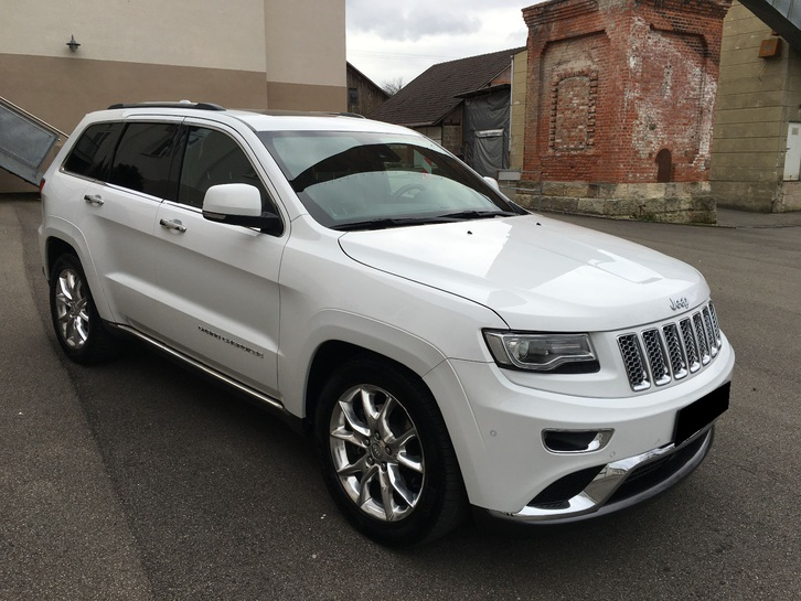 Jeep Grand Cherokee 3.0I Multijet Summit Jeep 2