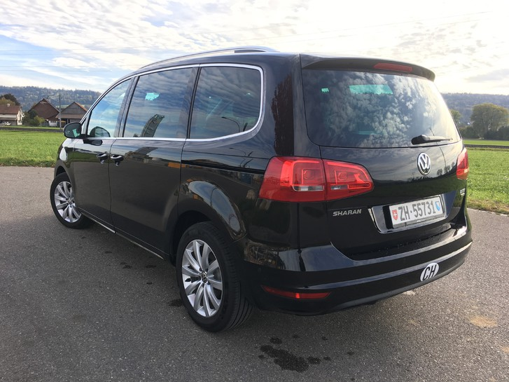 VW SHARAN 2.0 TDI DSG Highline BMT VW 2