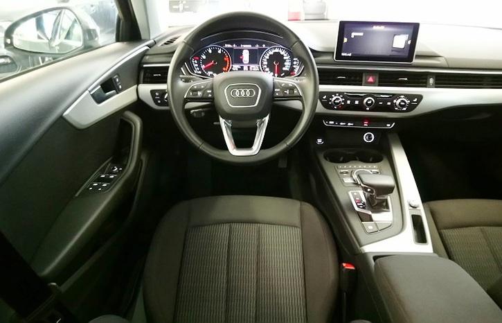 AUDI A4 Avant 2.0 TDI S-tronic, MMI PLUS, DAB, XENON PLUS Audi 3