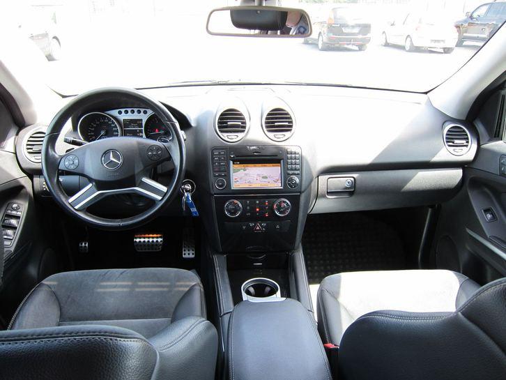Mercedes-Benz ML 320 CDI,Xenon Mercedes 4